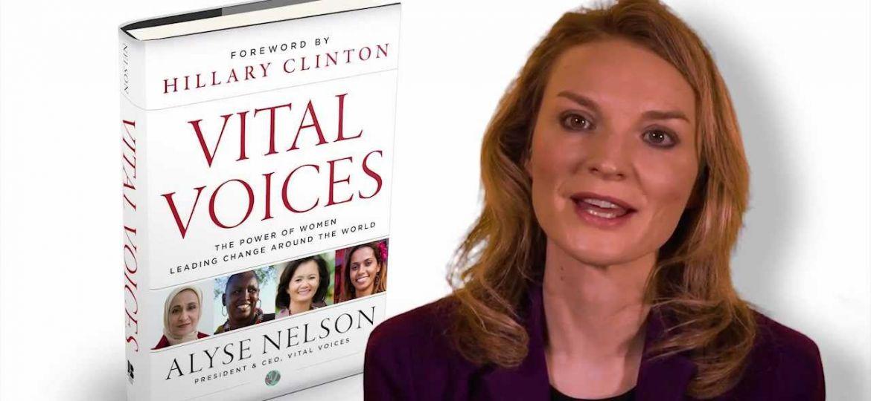 Alyse Nelson Vital Voices