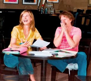 Barbara Gehring & Linda Klein: Writers, Directors and Performers of Girls Only- The Secret Comedy of Women