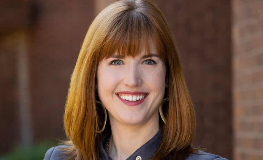 Krista Morgan, co-founder and CEO P2Binvesotrs Photo WED 2018