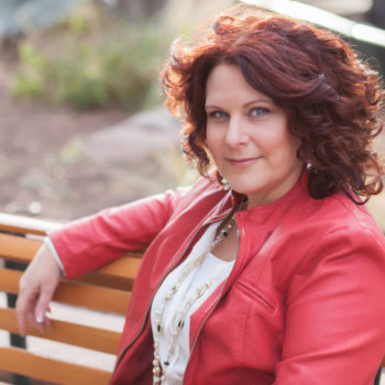 Michelle Vos - Visibility Shaman who often drops the F bomb helping women BE in their businesses and life.
