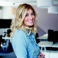 Virginia Santy, Co-Founder & Co-CEO of Women in Kind