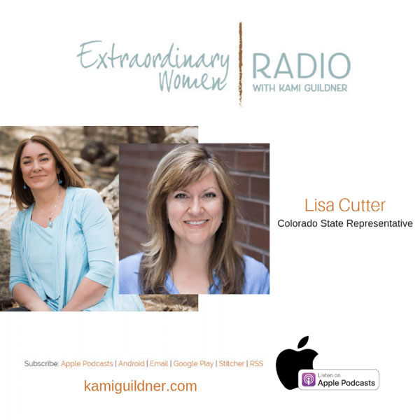 Lisa Cutter - Extraordinary Women Radio