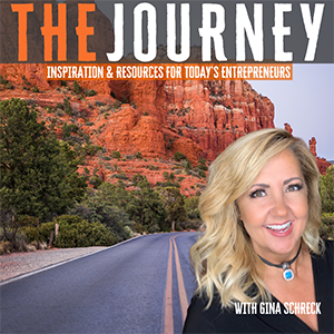 the journey gina shrek with kami guildner podcast guest appearance