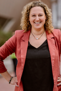 Cori Streetman, Barefoot PR Co-Founder and CEO